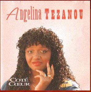 Album côté coeur d'Angelina Tezanou