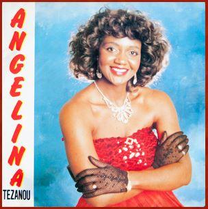 Poison l'albumd'Angelina Tezanou